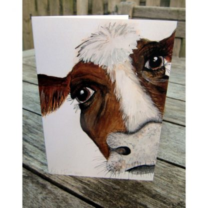 Leonora greetings card