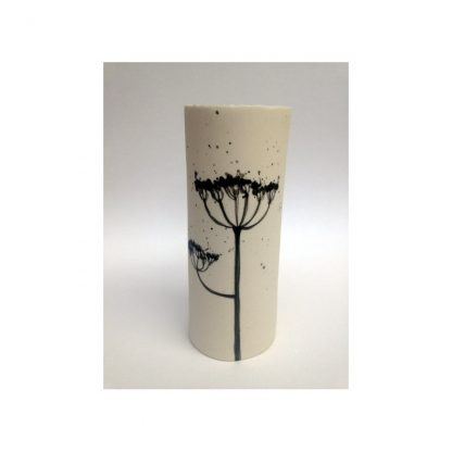 Cow Parsley wrap vase - medium