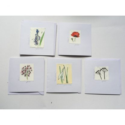 Hand drawn Greeting card bundle